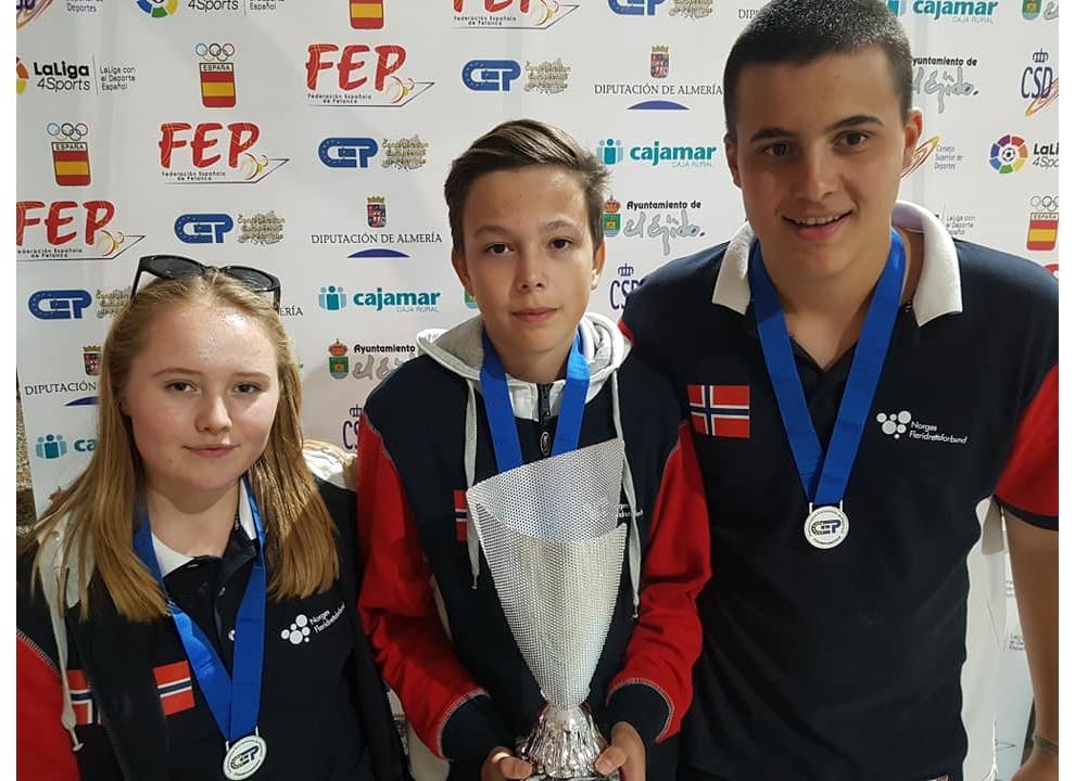 Europamesterskapet for Juniorer ble en eneste stor opptur for Norges  landslag  Nora Julie Kiplesund b9d97e8e83438